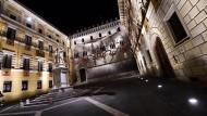 Sitz der Banca Monte dei Paschi in Siena