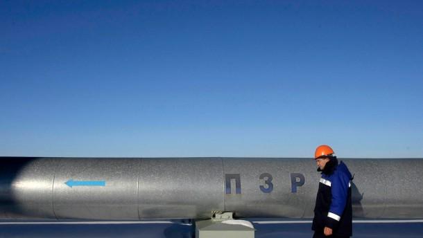 Die Deutschen und das russische Gas