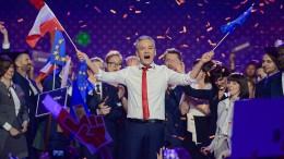 Wie die polnische Jugend Frühlingsgefühle entwickelt