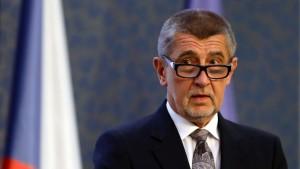 Tschechien: Wir wollen entscheiden, wer bei uns arbeitet