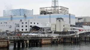 Tepco bereitet Abriss eines Atomreaktors vor