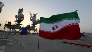 Deutschlands Handel mit Iran stark gesunken
