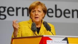 Merkel bekräftigt Bereitschaft zur Vermittlung in Nordkorea