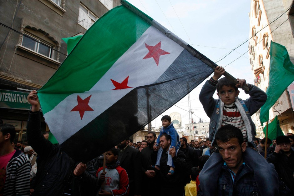 Nicht nur der Konflikt zwischen Israel und Palästina lässt den Nahen Osten nicht zur Ruhe kommen