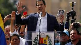 Guaidó erklärt sich zum Präsidenten Venezuelas