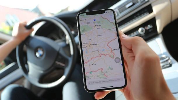 Wenn eine Milliarde Smartphones beim Suchen nach dem Autoschlüssel helfen