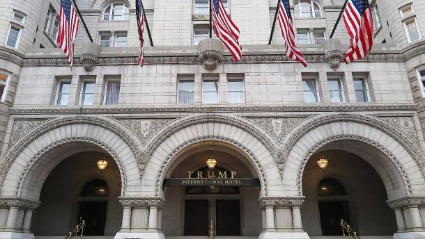 Trump-Familie baut neue Hotelkette