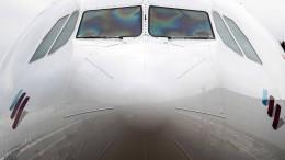 Deutsche Luftfahrt auf Schrumpfkurs