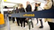 Tarifvertrag für Lufthansa-Bodenpersonal steht