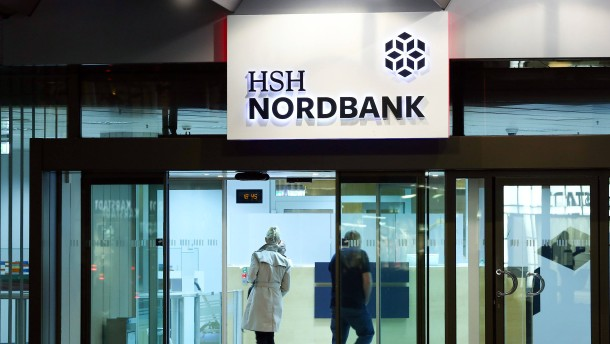 HSH Nordbank streicht Hunderte Stellen