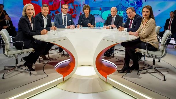 TV-Kritik: Maybrit Illner: Herbstlicher Phrasennebel