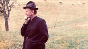 Hat Houellebecq Thomas Bernhards Jacke geklaut?