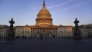 """Der US-Regierung droht der """"Shutdown"""""""