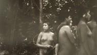In der Amazonas-Region Baixo Tocantins, aufgenommen ungefähr 1950
