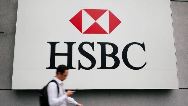 Britische Großbank HSBC könnte bis zu 10.000 Stellen zusätzlich streichen