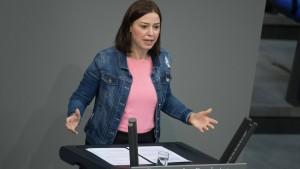 CDU-Politikerin Yvonne Magwas soll Bundestagsvizepräsidentin werden