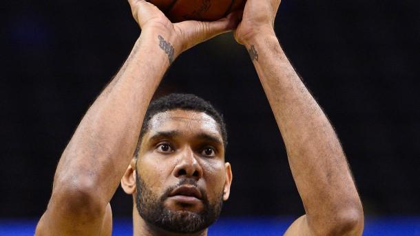 Tim Duncan beendet NBA-Karriere