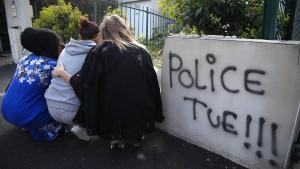 Polizist räumt falsche Angaben zu tödlichem Schuss in Nantes ein