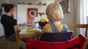 Sind Kinder ein Stolperstein für die Karriere?