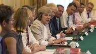 Führungskräfte gegen Zugeständnisse an Briten