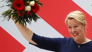 SPD gewinnt Abgeordnetenhauswahl