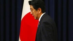 Abe will Neuwahlen noch in diesem Jahr