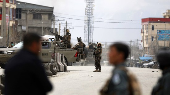 Mindestens 25 Tote bei Anschlag in Kabul