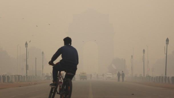 Luftverschmutzung ist gefährlicher als Aids