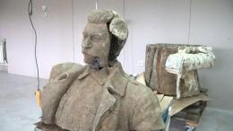 Russischer Ort streitet über Stalin-Statue