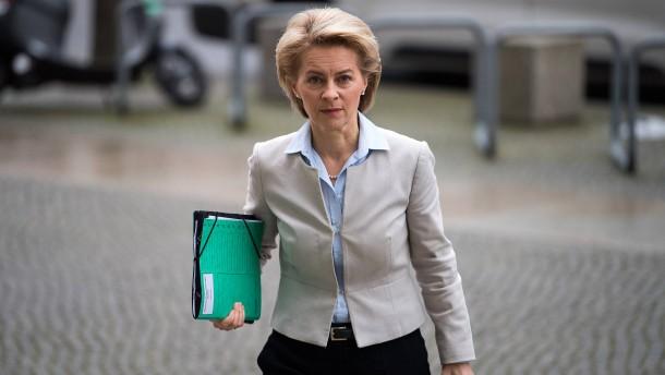 Von der Leyen: Russland muss aufklären, was geschehen ist