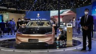 Schanghais Automesse: Wie chinesische E-Autos deutschen Herstellern Konkurrenz machen