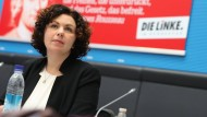 Neue Fraktionsvorsitzende der Linken im Bundestag: Amira Mohamed Ali