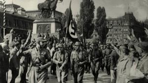 Was die Nationalsozialisten wollen