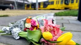 Täter von Utrecht handelte allein und mit Terror-Motiv