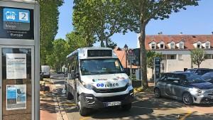 Frankreichs Busse nehmen sich Uber zum Vorbild