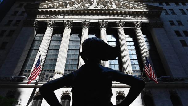 Dow nähert sich Vor-Corona-Niveau