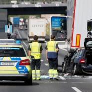 Gefährliches Pflaster: Unfall auf der Autobahn A2