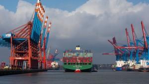 Der Motor der Weltwirtschaft stottert