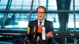 """""""Abräumen von Schwachsinnsterminen noch kein Kompromiss"""""""