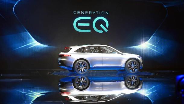 Daimler investiert in die Zukunft