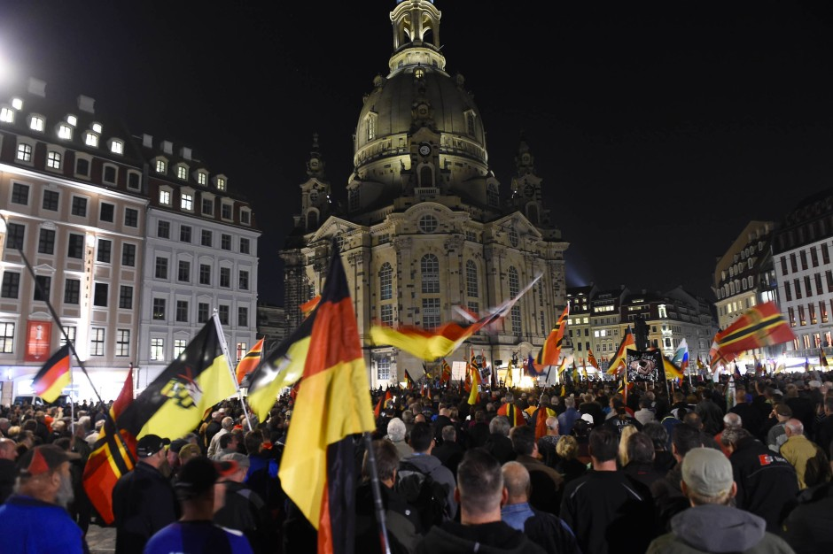 Dresden Aktuell Pegida
