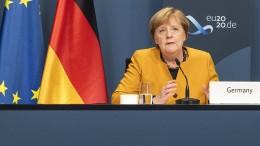 "Merkel: ""Jedes Land braucht Zugang zu Corona-Impfstoff"""