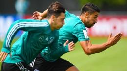 Countdown läuft für das DFB-Team