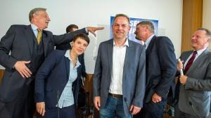 Schattenkabinett sucht Wahlvolk