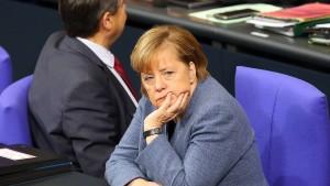 Wann wird CDU und CSU dieser Zirkus zu bunt?