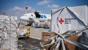 Deutschland sagt dem Libanon zehn Millionen Euro Soforthilfe zu