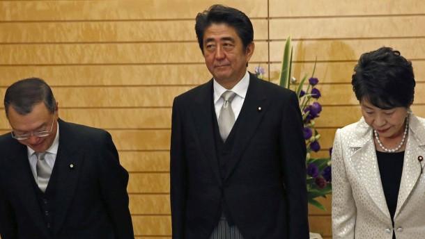 Patriotismus nach Fukushima