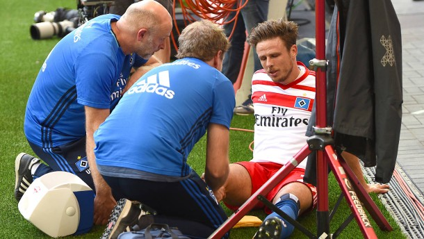Müller erleidet Kreuzbandriss