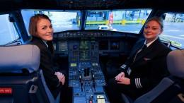 Pilotinnen gesucht
