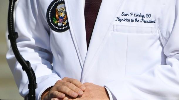 Warum lügen die Ärzte des Präsidenten?